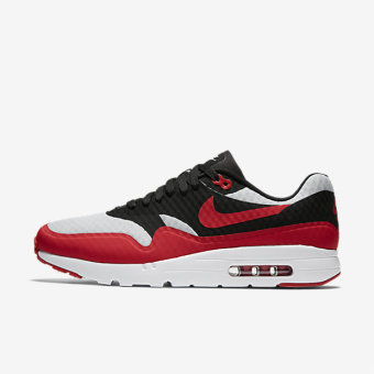NIKE MEN AIR MAX 1 ULTRA ESSENTIAL SHOE PLATINUM 819476-005 US7-11 09' Price Philippines