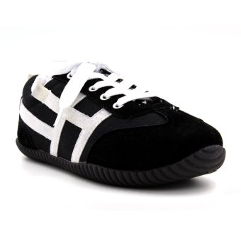 New York Sneakers Classic Running Shoes (Black) Price Philippines