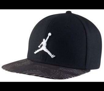 Jordan Retro 12 Snapback Cap-Adult 21829010 Black/White Price Philippines