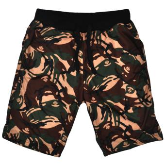 Fashionista Men's Short Camouflage Design Price Philippines