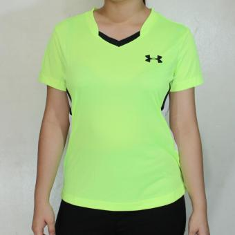 Under Armour Active Shirts Green Price Philippines