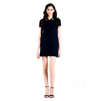 Penshoppe Dress Polo (Blue) Price Philippines