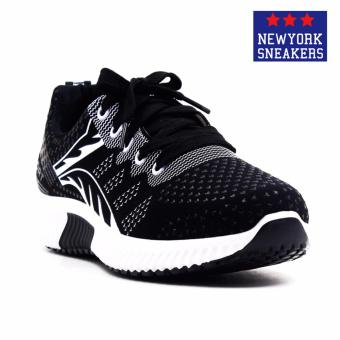 New York Sneakers Elly Rubber Shoes(BLACK) Price Philippines