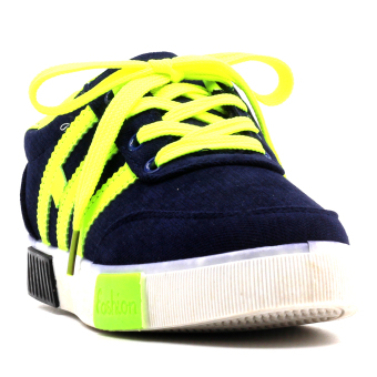 New York Sneakers Leena Rubber Shoes(NAVY) Price Philippines