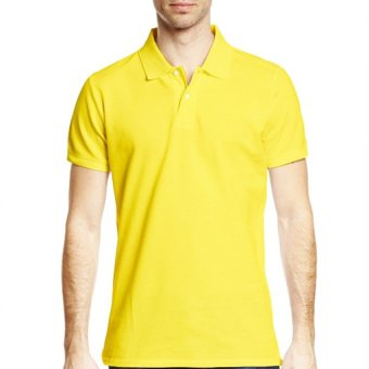 Lifeline Polo Shirt (Canary Yellow) Price Philippines