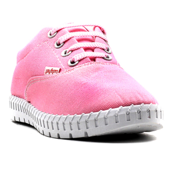 New York Sneakers Haniela Shoes (PINK/WHITE) Price Philippines