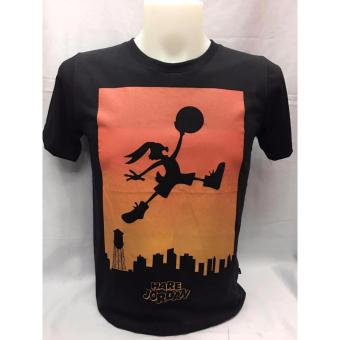 Hare Jordan t-shirt adult small Price Philippines