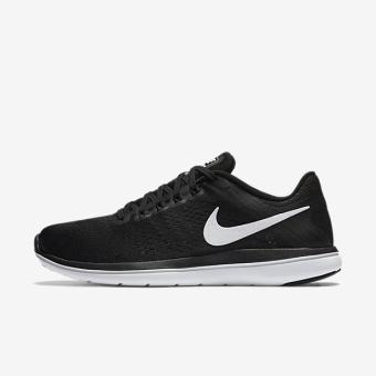 NIKE WOMEN FLEX 2016 RN RUNNING SHOE BLACK 830751-001 US5.5-8.5 01' - intl Price Philippines