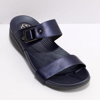 CLN 16H-HAVEN Dual Band Flat Slide (Navy) Price Philippines