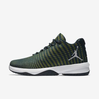 NIKE MEN JORDAN B. FLY BASKETBALL SHOE ELECTRO LIME 881444-405 US7-11 02' - intl Price Philippines