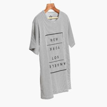 Tee Culture Boys Teens Graphic Tee (Grey) Price Philippines