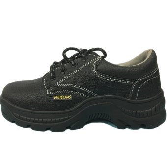 Meisons safety shoes heavy duty sole low cut size 14 Price Philippines