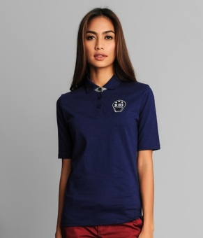 BENCH Classic Polo Tee (Blue) Price Philippines
