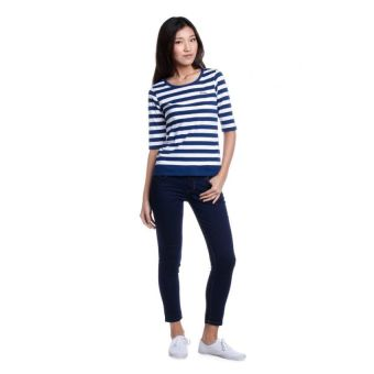 Harga Bobson Ladies' Stripes Long Sleeves Tee (Formula One)