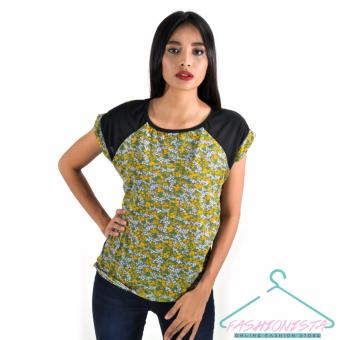 FASHIONISTA Ladies Fashionable Floral Blouse Price Philippines