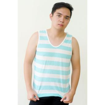 Artweark Striped Flimsy Sando (Green) Price Philippines