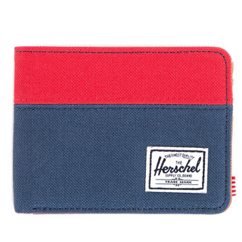 Harga Herschel Hank Wallet (Navy/Red)