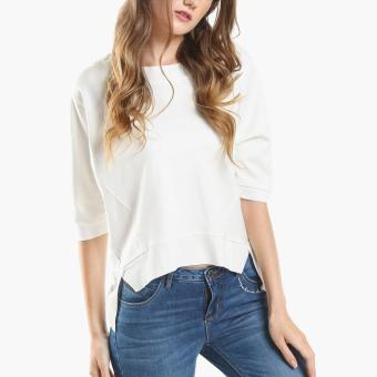 Harga SM Woman Dolman Top (White)