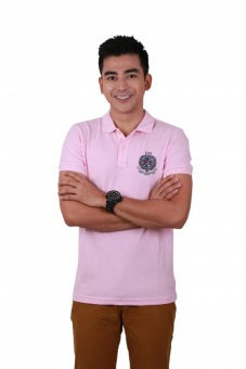 Freego Barely Pink Polo Tee Price Philippines