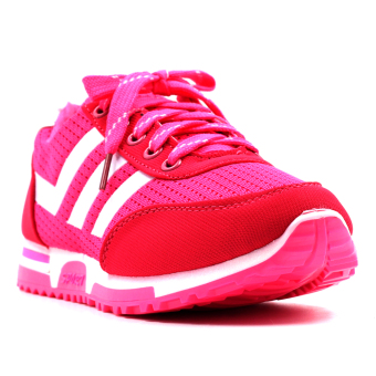 New York Sneakers Natalia Rubber Shoes(PINK) Price Philippines