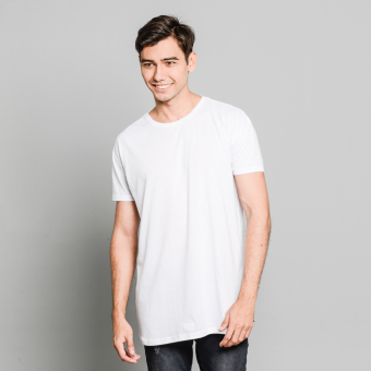 Harga PENSHOPPE Hi-low Tee with Amboy Hem (White)
