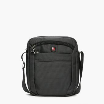 Harga Salvatore Mann Huan Sling Bag (Black)