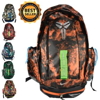 BACK PACK NIKE KOBE BRYANT MAMBA (Orange-BLack) Price Philippines