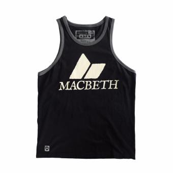 Macbeth 2031AA001 Regular Fit Sando (Black) Price Philippines