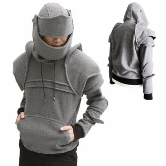 Harga Knight Armor Asian Fit Hoodie