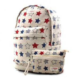 Harga Urban Hikers Hannah's Backpack (Stars)