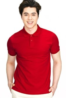 BLKSHP Winner Polo (Red) Price Philippines