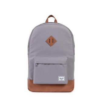 Harga Herschel Heritage Backpack (Grey)