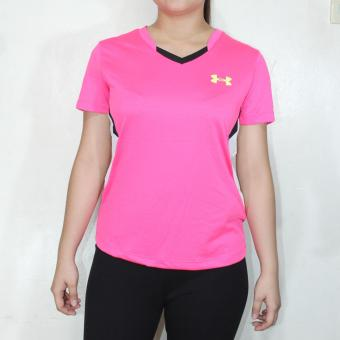 Under Armour Active Shirts Pink Price Philippines
