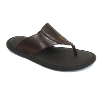 Harga Outland Bryce Sandals (Brown up/ Brown/Brown)