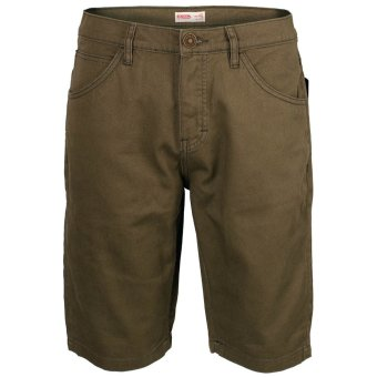 Harga Bobson Men's Low Waist Non-Denim Shorts (Green)