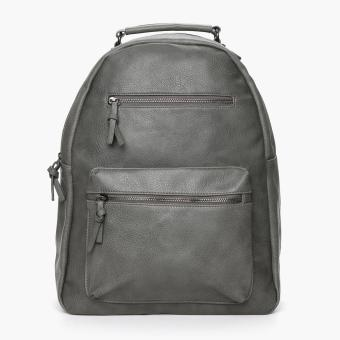 Harga Salvatore Mann Zeef Backpack (Grey)