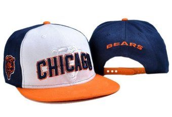 NFL Chicago Bears Hat Quick Dry Unisex Hip-hop Hat Race/Running/Outdoor Basketball - intl Price Philippines