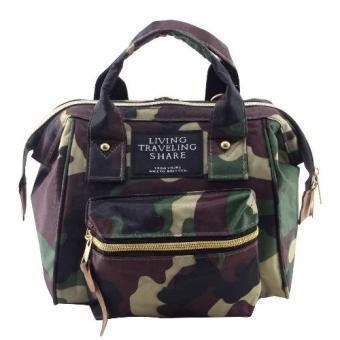Travel Manila Hand Bag (Camouflage) Price Philippines