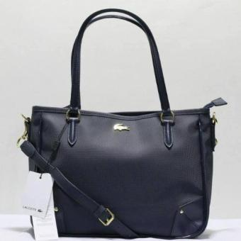 Harga Lacoste Convertible Bag (Navy)