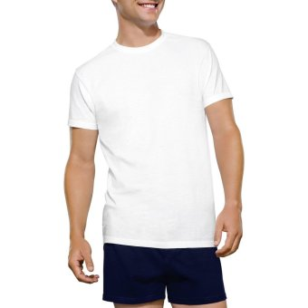 Harga Hanes Tagless Comfort Soft T-Shirts Set of 3