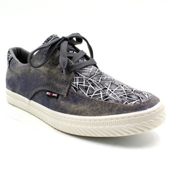 New York Sneakers Buxing (Grey) Price Philippines
