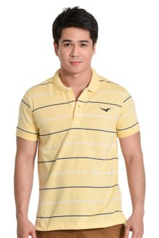 Freego Polo Tees (Pale Banana) Price Philippines