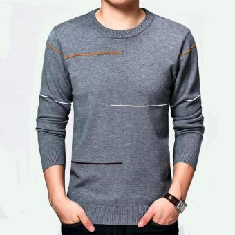 Fashionista Line Fashionable Sweater (Grey) Price Philippines