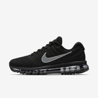 NIKE MEN AIR MAX 2017 RUNNING SHOE BLACK 849559-001 US7-11 01' - intl Price Philippines