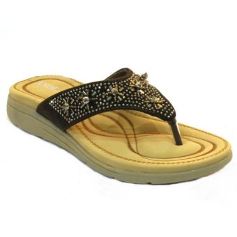 Harga Outland Andi 159163 Sandals (Coffee)