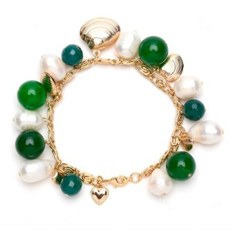 Lucky Yeng July 162 Bracelet (Green/White) Price Philippines