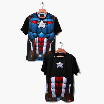 Harga Marvel Avengers 2-piece Teens Graphic Tee Set (L)
