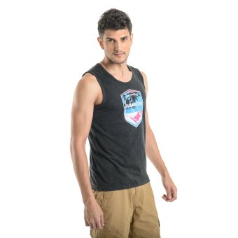 Maui and Sons Regular Fit Sando (Black) Price Philippines