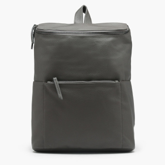 Harga Salvatore Mann Kempton Backpack (Gray)