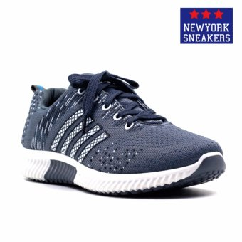 New York Sneakers Zach Rubber Shoes(GREY) Price Philippines